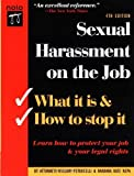 img - for Sexual Harassment on the Job: What It Is & How to Stop It Paperback - March, 2000 book / textbook / text book