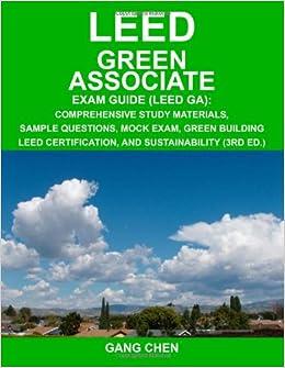 LEED GA & AP BD+C Study Materials Only - LeadingGREEN