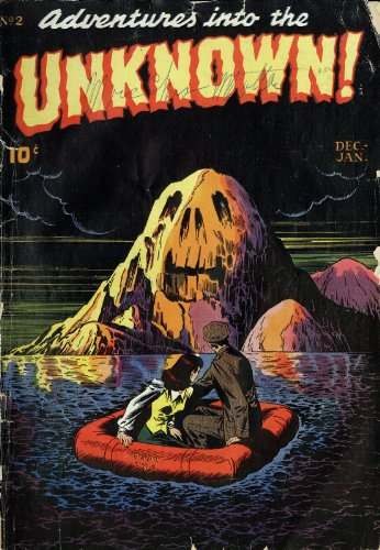 Adventures into the Unknown - 2 cover