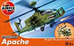 Airfix Quick Build Apache Helicopter...