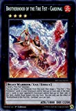 Yu-Gi-Oh! - Brotherhood of the Fire Fist - Cardinal (MP14-EN031) - Mega Pack 2014 - 1st Edition - Secret Rare