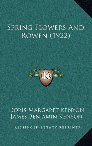Spring Flowers and Rowen (1922)