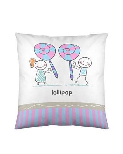 Naturals Funda De Cojín Lollipop