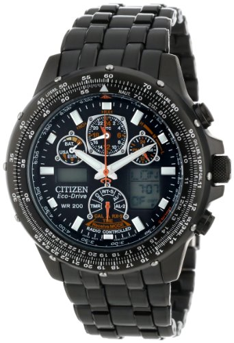 Citizen Men's JY0005-50E Eco-Drive Skyhawk A-T Watch
