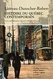 Histoire du Quebec contemporain