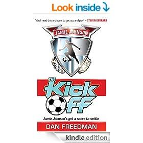 Jamie Johnson 1: The Kick Off