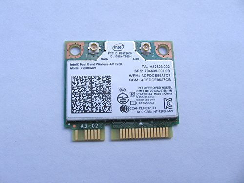 T430 T520 8560 6460 W520 and 8460 6560 FRU: 60Y3253 SPS:631954-001 8470 2570 X220 W530 Advanced-N 6205Anhmw USE FOR INTEL 6205 Half Mini Pci-e Wireless Dual Band Wifi Card USE For T420 X230