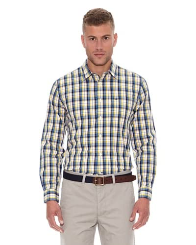 Dockers Camicia The Laundered Forward [Oro]