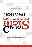 Nouveau dictionnaire des mots croisés