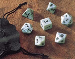 how to make dice out of stone