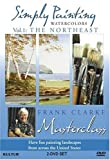 Simply Painting Across the United States with Frank Clarke / The Northeast (DVD)