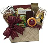 Art of Appreciation Gift Baskets The Finer Things Gourmet Summer Food and Snacks Gift Basket