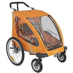 Joovy Cocoon X2 Double Jogging Stroller