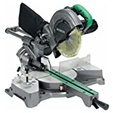 Hitachi C8FSE Slide Compound Mitre Saw 216 mm 110V 1050W