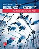 img - for Business and Society: Stakeholders, Ethics, Public Policy book / textbook / text book