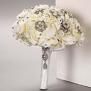 Wedding Bouquet Bride Holding Flowers Bridal Bouquets