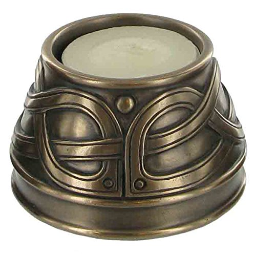 celtic-candle-holder-cold-cast-bronze-h45cm-medium-by-design-clinic