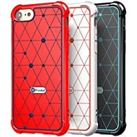 3-Pack F-color Protective Cell Phone Case for iPhone