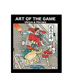 Art of the Game: Ukiyo-E Heroes [Blu-ray]
