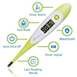 Care Touch Digital Thermometer, Oral Rectal and Underarm Use for Baby Child and Adult