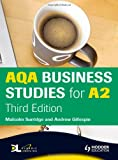 AQA Business Studies for A2 (S&G) Third Edition: WITH Dynamic Learning Student Edition (Aqa for A2) Malcolm Surridge