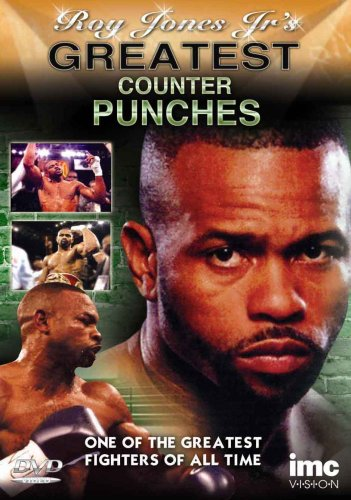 Roy Jones Junior Greatest Counter Punches [DVD]