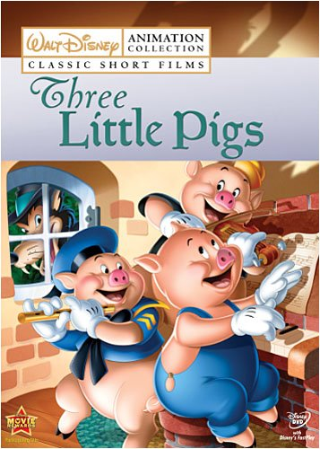 Disney Animation Collection 2: Three Little Pigs