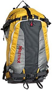 Marmot Backcountry 30 Pack, Orange, One