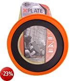 Sea to Summit, Piatto Xplate con base rigida, Arancione