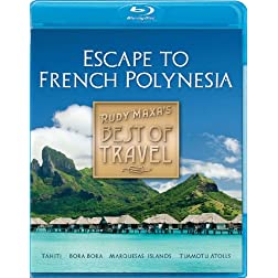 Best of Travel: Escape to French Polynesia [Blu-ray]
