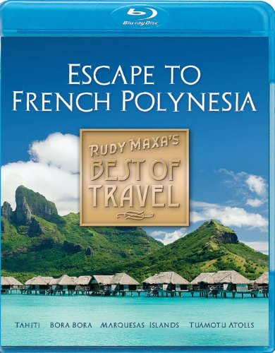Cover art for  Best of Travel: Escape to French Polynesia [Blu-ray]