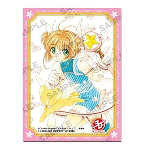 cardcaptor-sakura-kinomoto-card-game-character-sleeve-collection-anime-girl-newtype-30th-anniversary