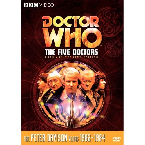 Doctor Who: The Five Doctors (Story 130) (25th Anniversary Edition) movie