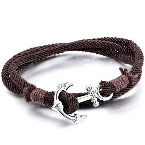 jewelrywe-gioielli-bracciale-da-uomo-donna-classico-anchor-ancoraggio-braccialetto-corda-lega-marron
