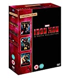 Iron Man 3 Movie Collection Region 2 PAL Only