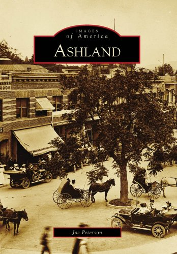 Ashland (Images of America) (Images of America (Arcadia Publishing))