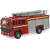 British Street Scenes 12cm Richmond Toys Volvo Fire Engine Die-Cast Model