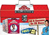 Home Improvement: The 20th Anniversary Complete Collection - 25-Disc DVD - includes collectible Binford all-in-one tool and premium toolbox packaging