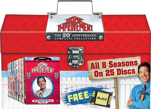 Home Improvement: The 20th Anniversary Complete Collection (Full Frame)