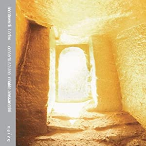 L'orfeo (Buch-CD)