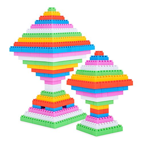Daisy-72-Pieces-Plastic-Building-Blocks-for-Boys-and-Girls-Puzzle-Creative-Preschool-Educational-Play-Toys-Set