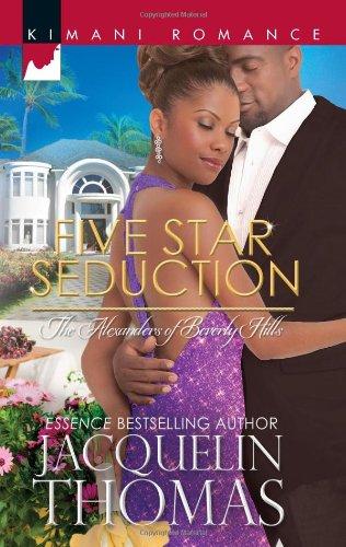 Image of Five Star Seduction (Harlequin Kimani Romance\The Alexanders)