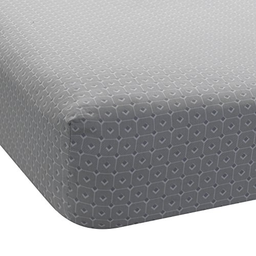 lambs-ivy-jensen-collection-fitted-sheet-gray-geo-by-lambs-ivy