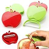 Portable Travel Peeler /Creative Folding Apple Peeler/peeler Potato Peeling Knife Plane (2)