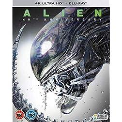 Alien [4K Ultra HD + Blu-ray]