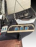 Revell - 05472 - Maquette De Bateau - Uss Constitution - 191 Pièces