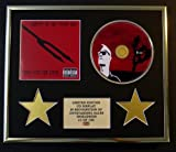 QUEENS OF THE STONE AGE/CD DISPLAY/LIMITED EDITION/COA/SONGS FOR THE DEAF