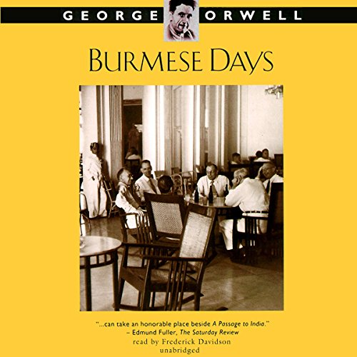 a book report on burmese days by george orwell Before submitting a book please click here burmese days by george orwell share save hide report all 6 comments sorted by: best top new controversial.