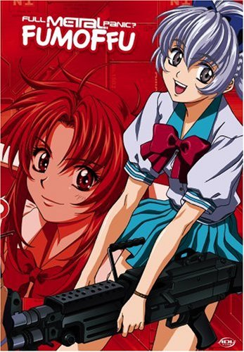 Full Metal Panic: Fumoffu - Complete Collection [DVD] [Region 1] [US Import] [NTSC]