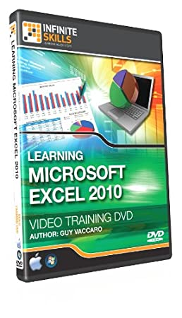 Microsoft Excel 2010 Training DVD - Tutorial Video